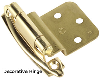 how to adjust cabinet hinges. decorative, y-5, y-7 and concealed cabinet hinges all have different methods that need to be used for making adjustments. how adjust i
