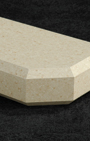 Plastic Laminate Bevel Molding