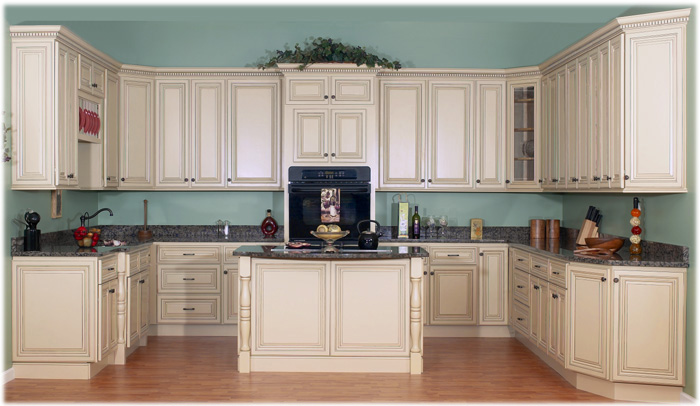 How to Decorate Around Plain White Cabinets in the Kitchen