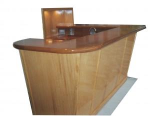 JL Woodworking Sarasota Bar Cabinetry