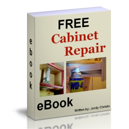 Cabinet Repair EBook