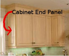how to install kitchen cabinet end panels kitchen cabinet installers home decorating ideasbathroom 17053