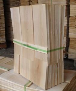 Bundle of Cedar Shims