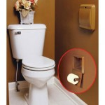 hidden tp holder