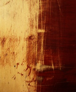 Restain Wood