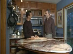 Kitchen Island Cabinet Design