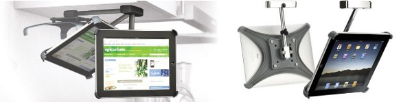 Tilting Ipad Holder