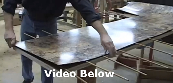 How To Fabricate A Formica Countertop