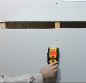 How To Find a Wall Stud