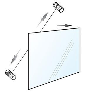 How To Remove a Mirror Backsplash