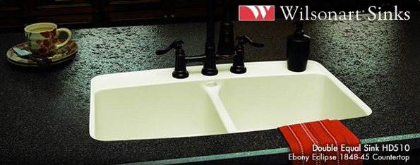 Fix My Cabinet How To Install Integrated Sinks For Laminate Countertops