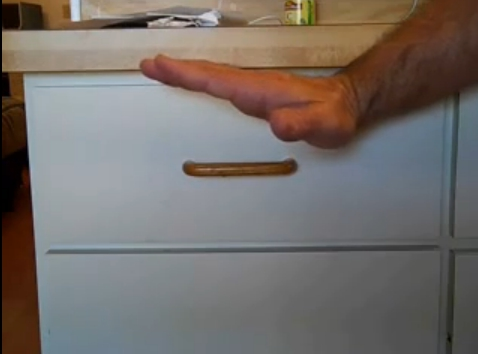 Fix Uneven Drawer Front
